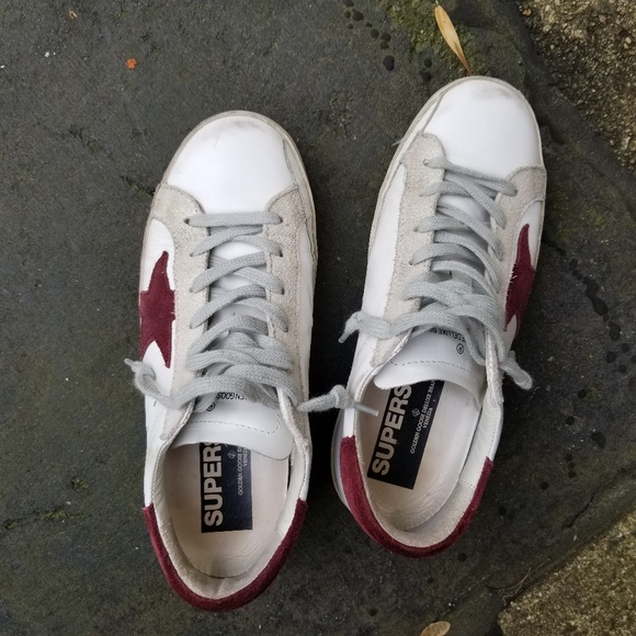 pre owned golden goose scarpe review